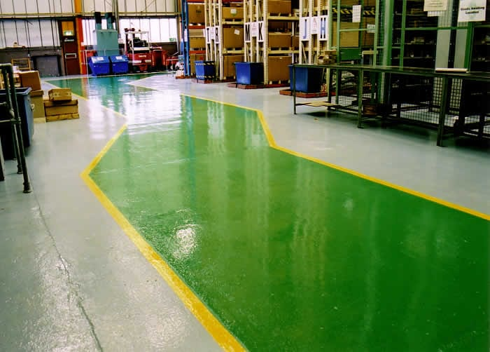 Industrial Flooring Contractor