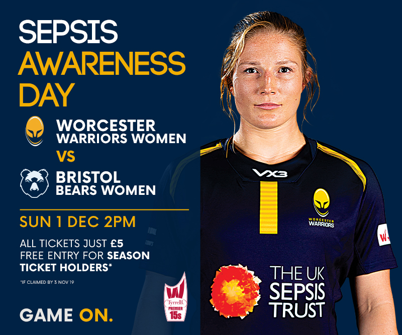 Warrior Womens Sepsis Awareness Day