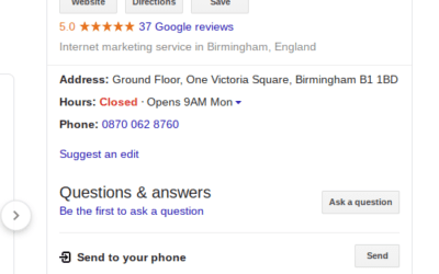 What is GMB? | A Guide To Using Google My Business