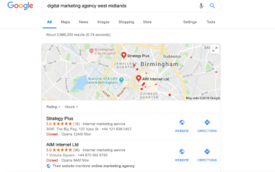 Google 3-Pack | How to get your business noticed on the map