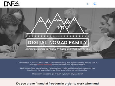 Digital Nomad Family