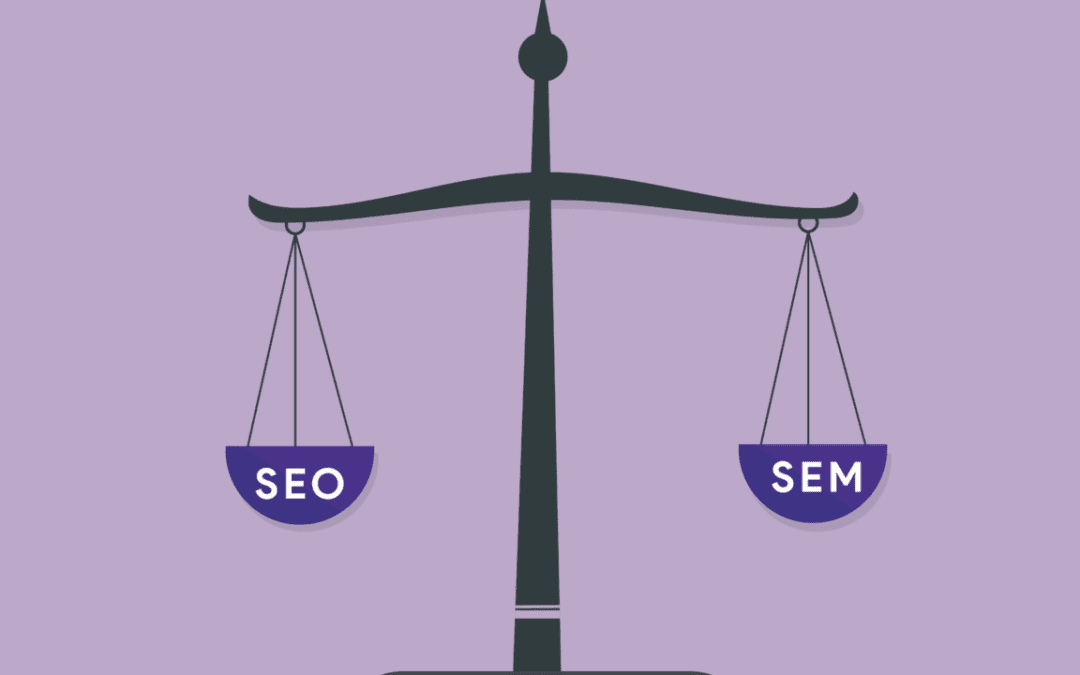 Which is better SEO or SEM?