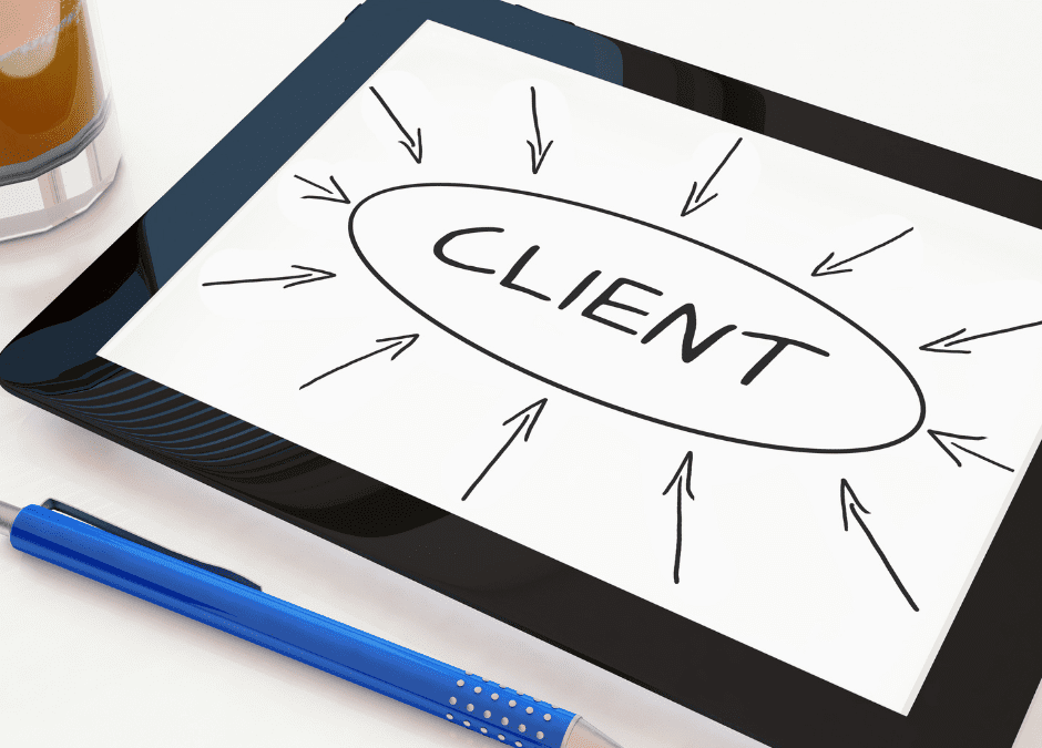 agency client model