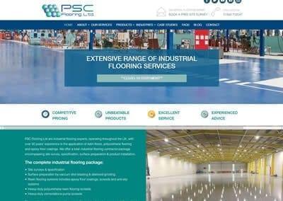 PSC Flooring Ltd