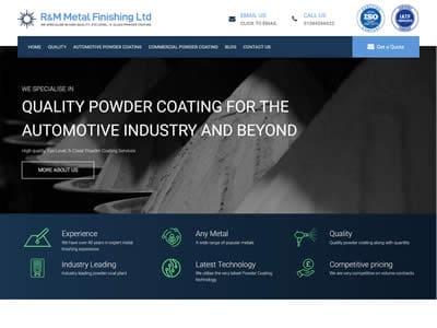 R&M Metal Finishing Ltd
