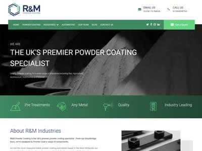 R&M Powder Coating
