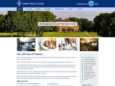 Saint Paul's Club